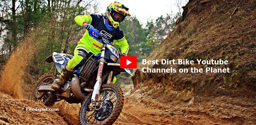 Top 25 Dirt Bike Youtube Channels To Follow In 2019