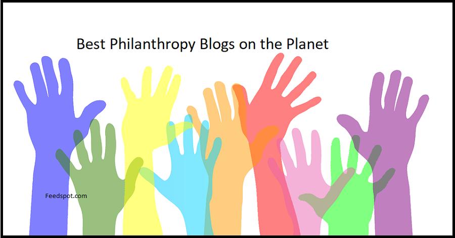 Philanthropy blogs