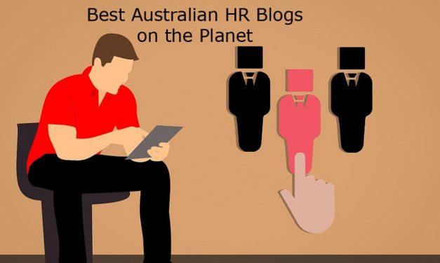 Top 10 Australian HR Blogs And Websites In 2018