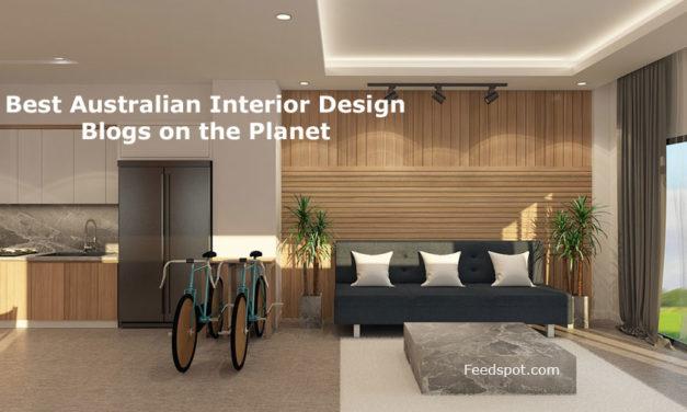 Top 10 Australian Interior Design Blogs And Websites In 2018