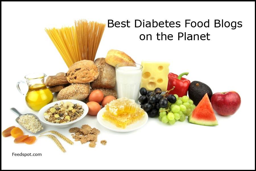 Top 10 Diabetes Food Blogs And Websites in 2019