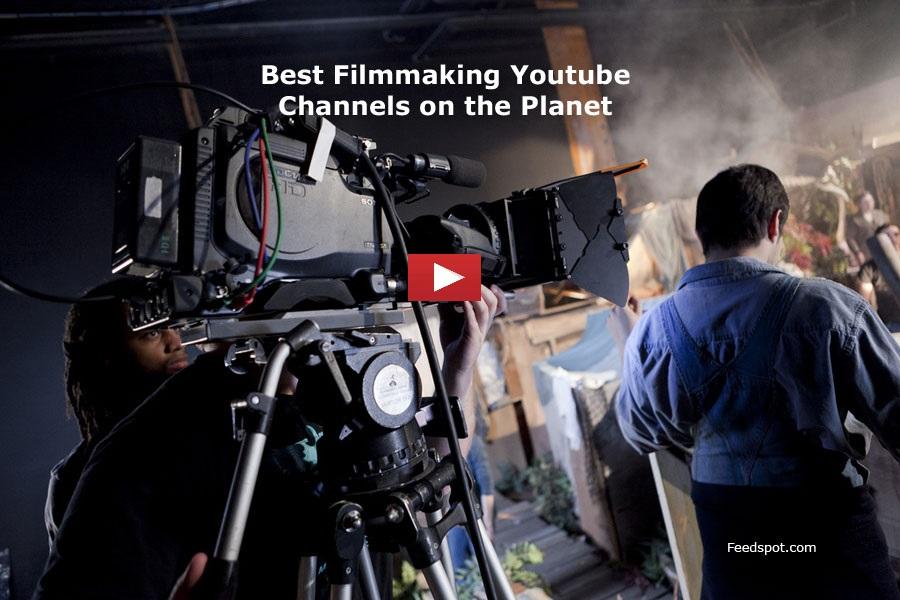 Top 20 Filmmaking Youtube Channels To Follow in 2019