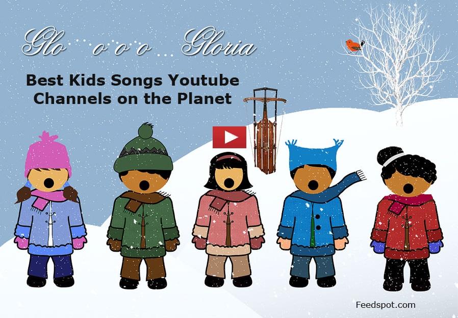 Top 20 Kids Songs Youtube Channels | Children Songs Youtubers