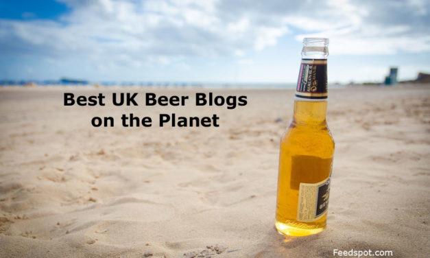 Top 10 UK Beer Blogs and Websites in 2018
