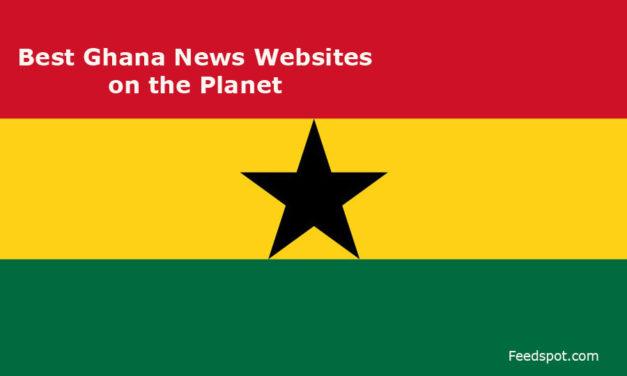 Top 10 Ghana News Websites To Follow in 2018