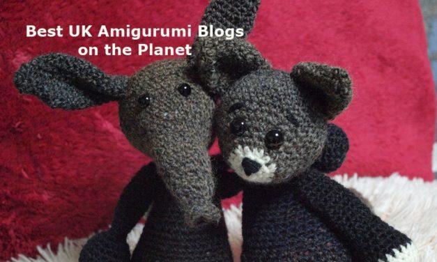 Top 10 UK Amigurumi Blogs And Websites To Follow in 2018