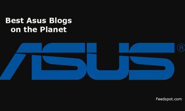 Top 5 Asus Blogs, News Websites & Newsletters in 2018