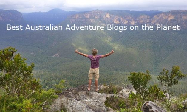 Top 10 Australian Adventure Blogs, Websites & Newsletters in 2018