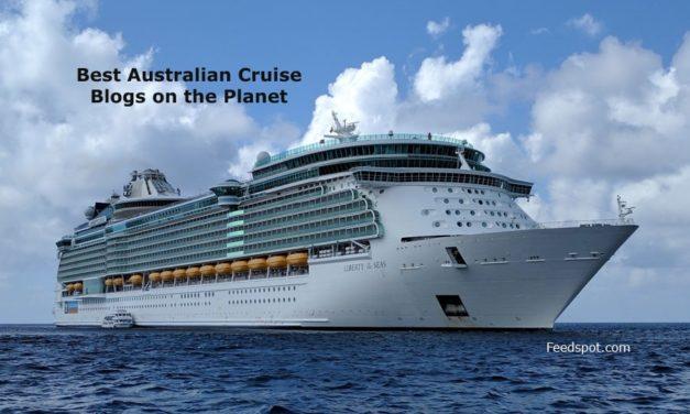 Top 10 Australian Cruise Blogs, News Websites & Newsletters To Follow in 2018