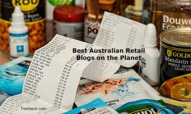 Top 10 Australian Retail Blogs, News Websites & Newsletters To Follow in 2018