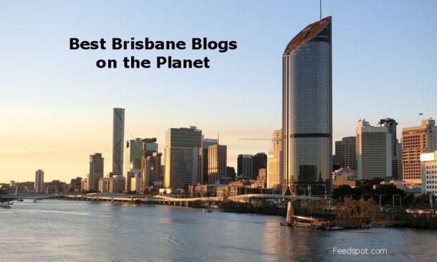 Top 50 Brisbane Blogs, News Websites & Newsletters To Follow in 2018