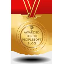 PeopleSoft Blogs