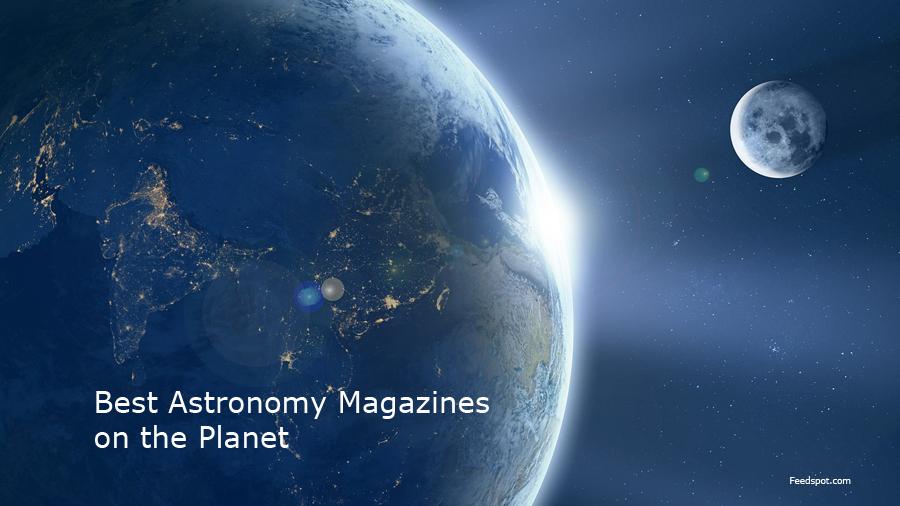Best magazine for amateur astronomer