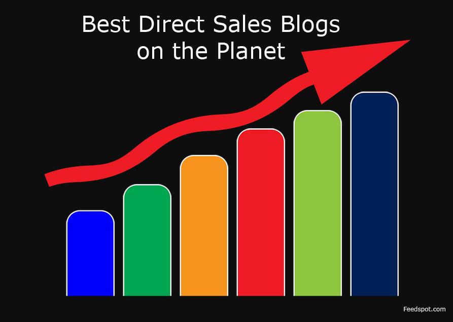 top 10 direct sales blogs news websites newsletters in 2019