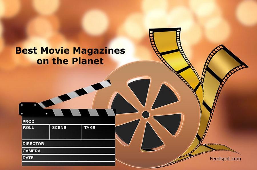 Top 10 Movie Magazines, Publications In 2019 | Film Magazines