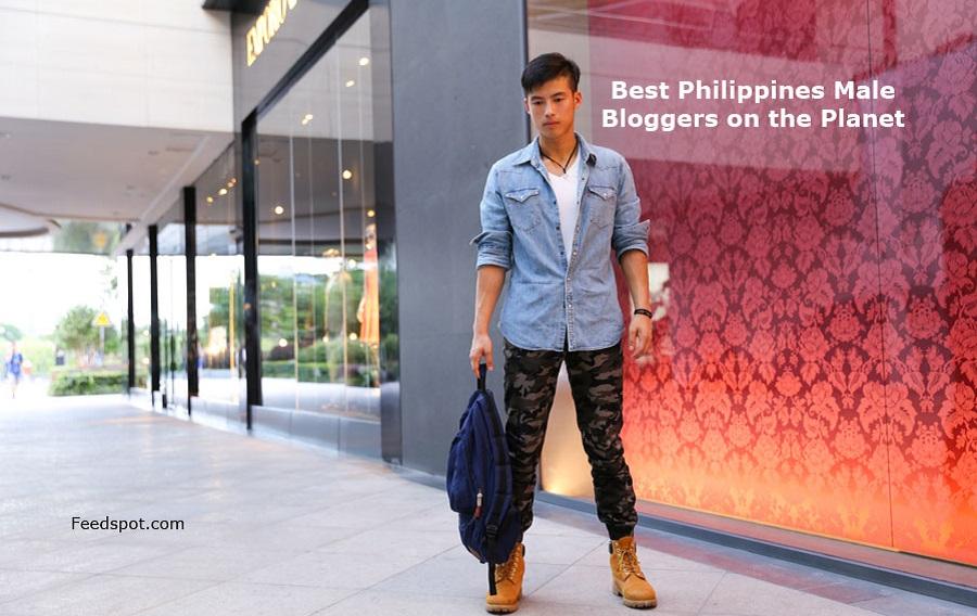 Fadhion Bloggerin Deutschland 2019: Top 15 Philippines Male Bloggers, Websites & Newsletters