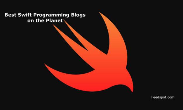 Top 30 Swift Programming Blogs, News Websites & Newsletters in 2018
