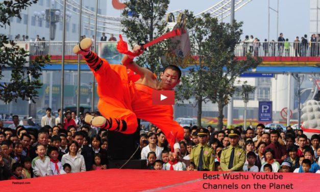 Top 10 Wushu Youtube Channels To Follow in 2018