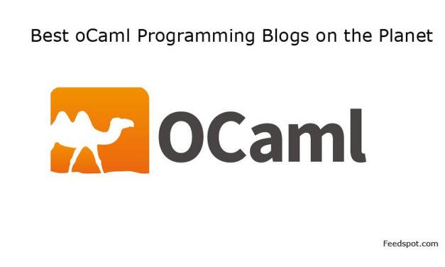 Top 5 OCaml Programming Blogs , News Websites & Newsletters in 2018