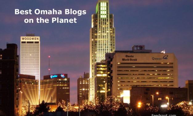 Top 30 Omaha Blogs, News Websites & Newsletters in 2018 (Nebraska City)