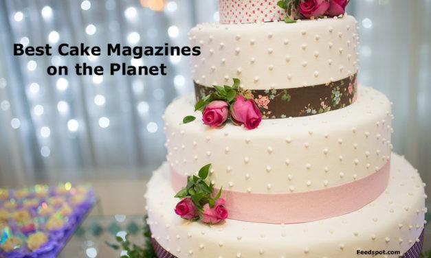 Top 3 Cake Magazines And Ezines To Follow