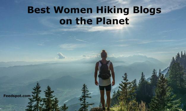 Top 15 Women Hiking Blogs, Websites & Newsletters To Follow in 2019