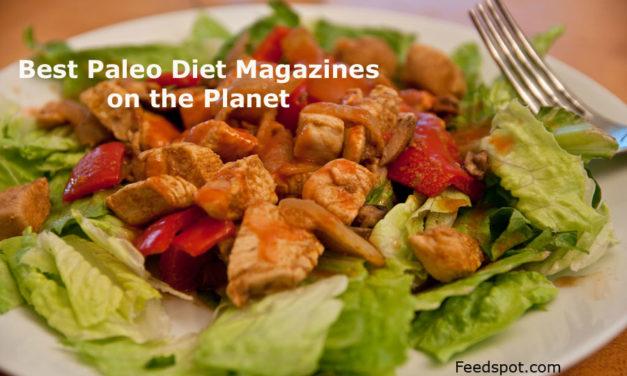 Top 2 Paleo Diet Magazines, Publications & Ezines To Follow In 2019