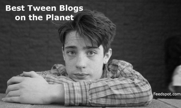 Top 15 Tween Blogs, Websites & Newsletters To Follow in 2019
