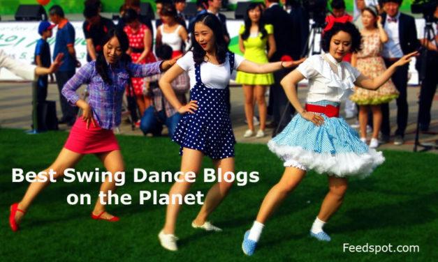 Top 15 Swing Dance Blogs, Websites & Newsletters To Follow in 2019