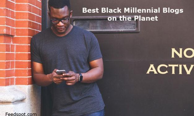 Top 20 Black Millennial Blogs, Websites & Newsletters To Follow in 2019