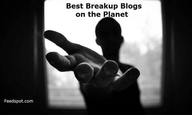 Top 10 Breakup Blogs To Follow in 2019