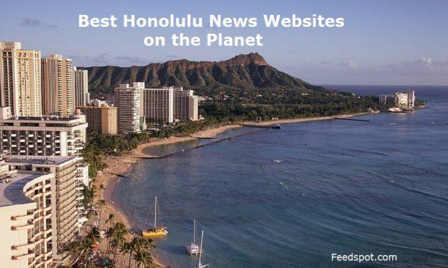 Top 10 Honolulu News Websites To Follow in 2020 (City in Hawaii)