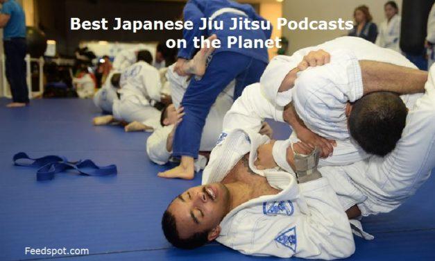 Top 10 Japanese Jiu Jitsu Podcasts You Must Follow in 2020