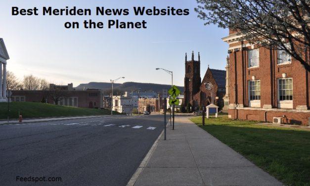 Top 2 Meriden News Websites To Follow in 2020 (City in Connecticut)