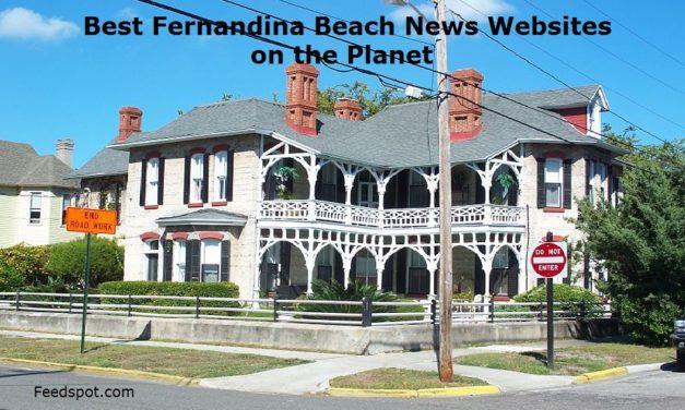 Top 2 Fernandina Beach News Websites To Follow in 2020 (City in Florida)