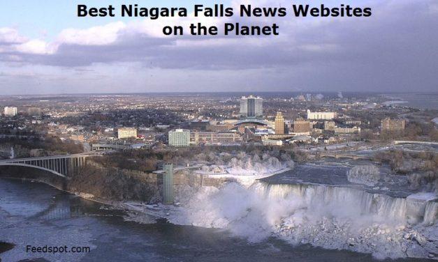 Top 2 Niagara Falls News Websites To Follow in 2020 (City in New York)